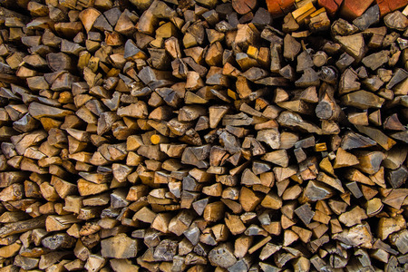 constrution: Log Wood for constrution Buid