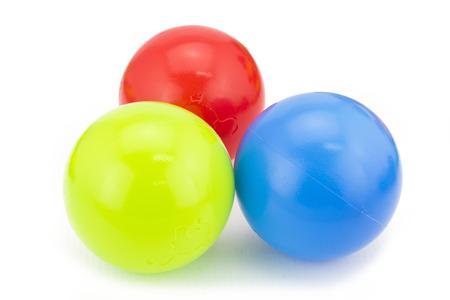 Colorful Plastic Ball