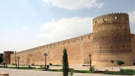 Citadel of Karim Khan (Arg-e Karim Khani), Shiras, Iran