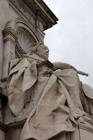 Queen Victoria Memorial. Near the Buckingham Palace. London. UK. Stock Photo - 7406679