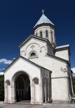 Kashveti church in central Tbilisi. Georgia Stock Photo - 8080058