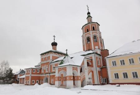 ヴャジマ、スモレンスク州の古い...