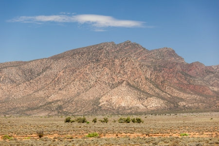 Flinders Ranges Landscape  South Australia photo