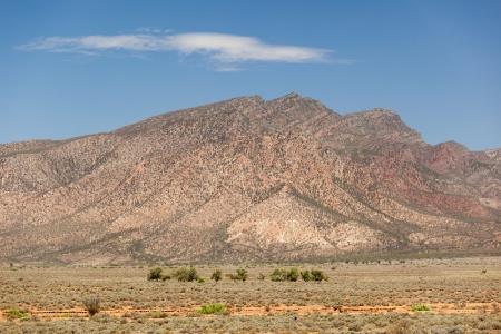 ranges: Flinders Ranges Paesaggio South Australia