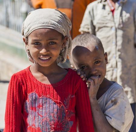 ethiopian: Ethiopian children  Hirna  Ethiopia   Editorial