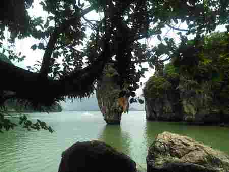 bond: James Bond Island View