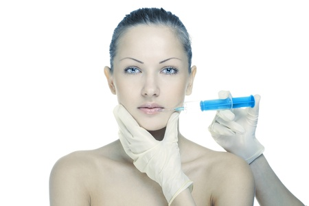 keep in touch: botox injection