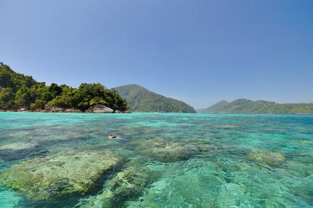 phang nga: Surin Island, Phang Nga, Thailand