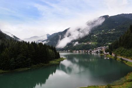Alleghe Lake photo
