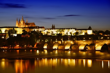praha: Prague Stock Photo