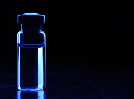 inmunidad: Vial de la medicación