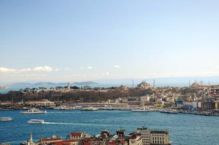 marmara: Istanbul - View from Galata tower
