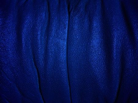 Dark, blue skin background  photo