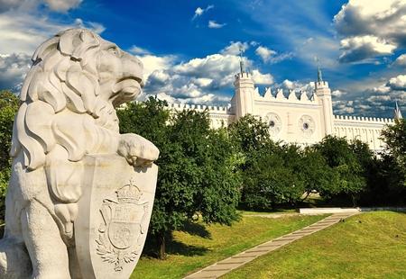 lublin: Medieval royal castle in Lublin, Poland