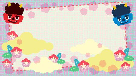 Setsudetsu Illustration Frame