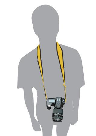 cameraman: cameraman Illustration