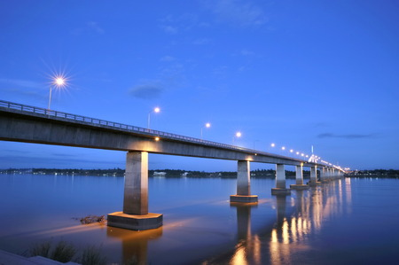 lao: Second Thai Lao Friendship Bridge