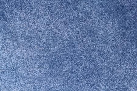 Blauwe natuurlijke doek