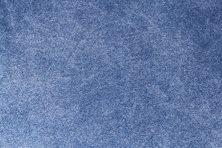 Blue natural  cloth Stock Photo