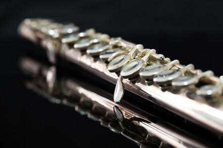 fluit Stockfoto
