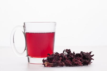 jugo verde: roselle