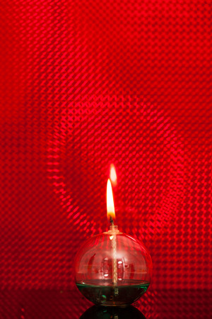irradiate: lamp