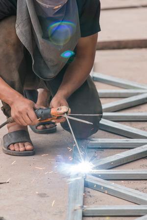 tool and die: welding
