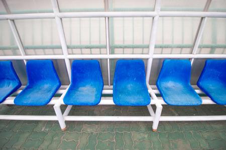 emty: emty chair Stock Photo