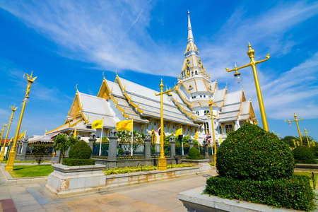 Temple of Thailand photo