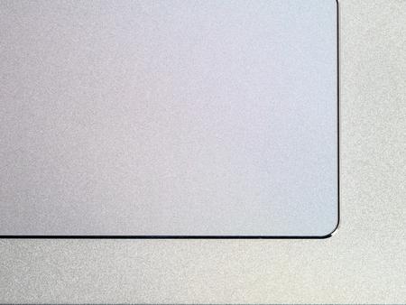 aluminium background: Metal texture background. Macro photo of aluminium. Stock Photo
