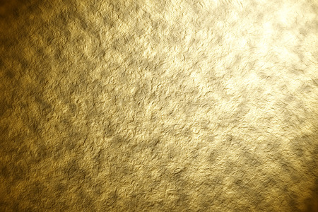 emit: Abstract gold texture background with beautiful spotlight emit effect ,illustration for design