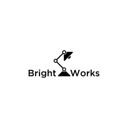 BRIGHTWORK LOGO Ilustração