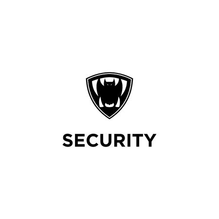 SECURITY LOGO Çizim