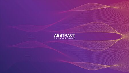 ABSTRACT BACKGROUND WITH PURPLE AND PINK BASIC COLORS Иллюстрация