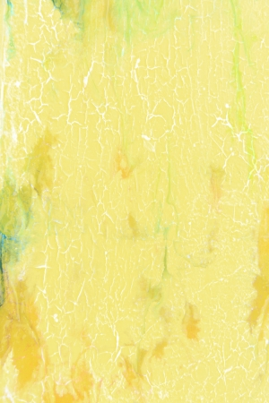 Abstract textured background  green and yellow patterns  For art texture, grunge design, and vintage paper   border frame Stock Photo - 16253059