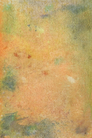 Grain yellow / brown paint wall background or vintage texture. For art texture, grunge design, and old border frame Stock Photo - 17023741
