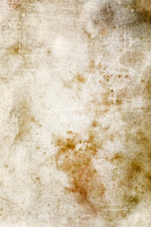 Grain gray / brown paint wall background or vintage texture. For art texture, grunge design, and old border frame Stock Photo - 17023749
