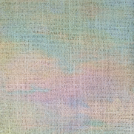 Designed grunge texture / old painted canvas background. For vintage wallpaper, old paper, and art border frame Stock Photo - 17074500
