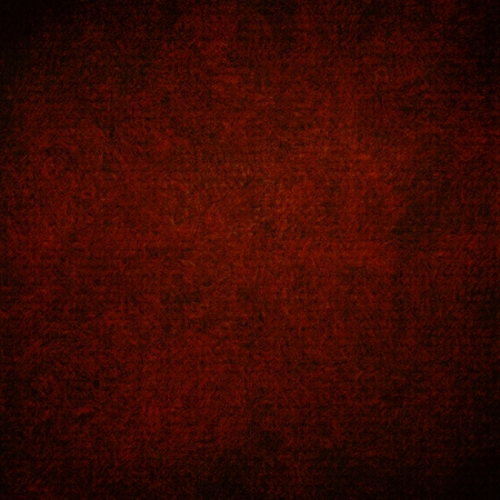 Abstract red and brown background or paper with grunge texture. For vintage layout design of colorful graphic art or border frame photo