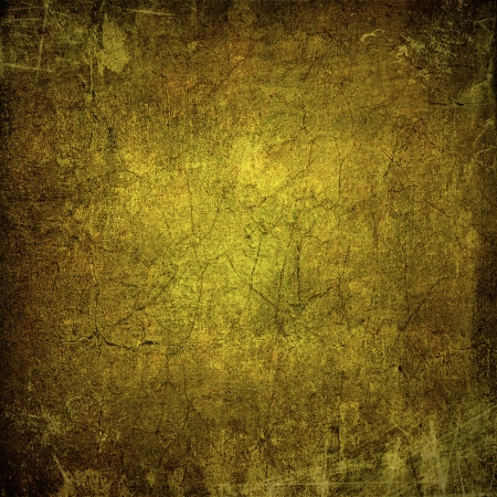 Abstract brown or green colorful background or paper with grunge texture  For vintage layout design, holiday background invitation or web template Stock Photo