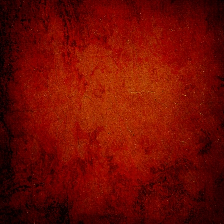 Highly detailed red grunge background or paper with vintage texture and space for your text, image or border frame Stock Photo - 17389698