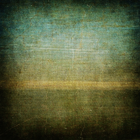 Highly detailed blue and brown grunge background or paper with vintage texture and space for your text, image or border frame Stock Photo - 17389710
