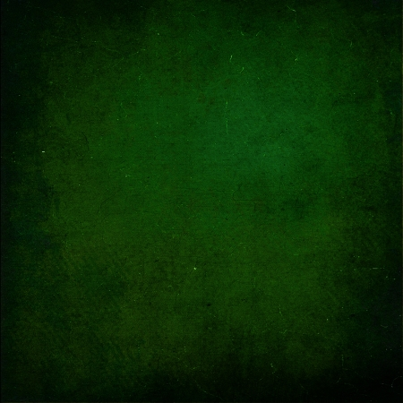 Highly detailed green grunge background or paper with vintage texture and space for your text, image or border frame Stock Photo - 17389694