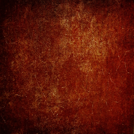 Highly detailed red grunge background or paper with vintage texture and space for your text, image or border frame Stock Photo - 17389725