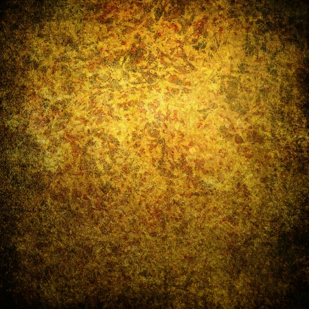 Highly detailed brown and yellow grunge background or paper with vintage texture and space for your text, image or border frame Stock Photo - 17438356
