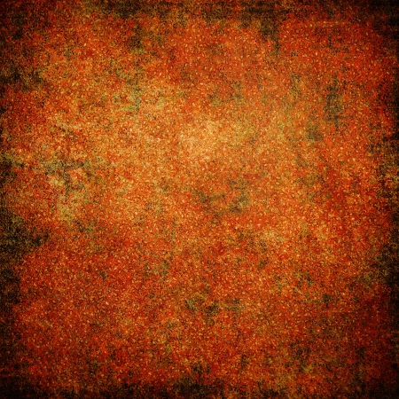 Highly detailed brown and red grunge background or paper with vintage texture and space for your text, image or border frame Stock Photo - 17438359