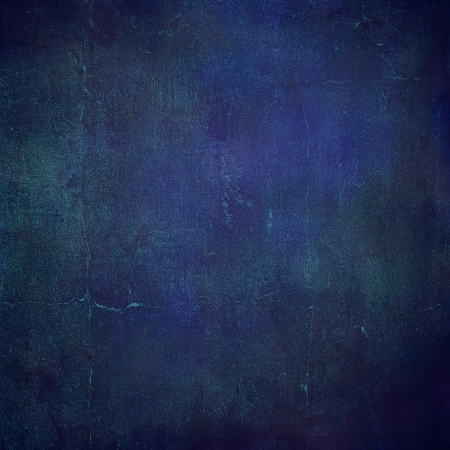 Highly detailed blue grunge background or paper with vintage texture and space for your text, image or border frame
