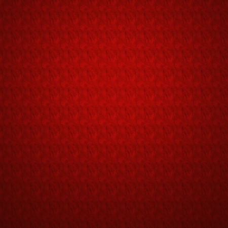 Red seamless grunge texture  For vintage layout design, holiday background invitation or web template photo