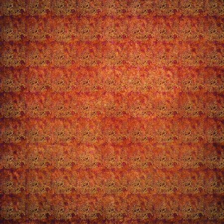 Red and brown seamless grunge texture with leopard-style patterns  For vintage layout design, holiday background invitation or web template Stock Photo - 17560241