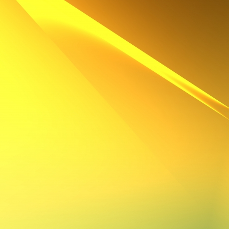 Yellow gold abstract futuristic background. For creatice layout design, scientific illustrations, and web template or site wallpaper Stock Illustration - 17560274